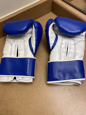 Everlast 12 Oz Boxing Glove-Blue for Sale in Renton, WA