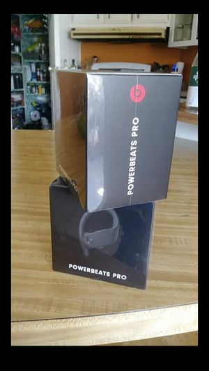 Powerbeats pro for Sale in South El Monte, CA
