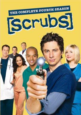Scrubs season 4 dvd for Sale in Rancho Cordova, CA