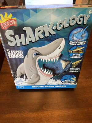 Sharkology Game for Kids for Sale in Anaheim, CA