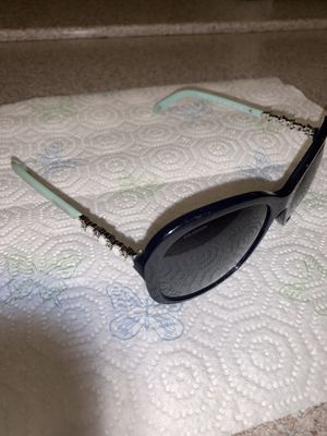 Tiffany and Co ... jade and crystal sunglasses for Sale in Pinole, CA