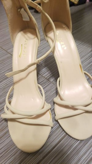 Tan heels for Sale in Lehigh Acres, FL