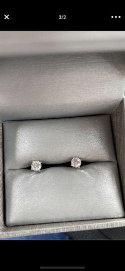 Diamond Earrings Zales for Sale in Braintree,  MA