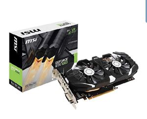 MSI GTX 1060 for Sale in Houston, TX