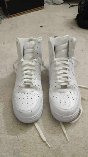 Af1's pure white for Sale in Frederick, MD