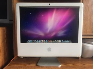 Apple iMac A1207 2006 for Sale in Fountain Valley, CA
