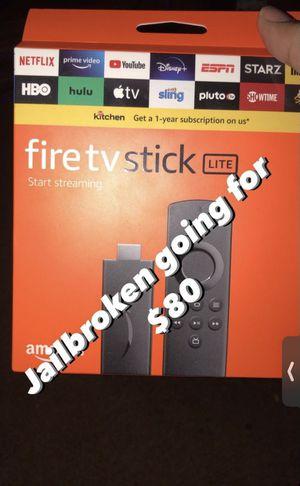 Amazon Fire Stick. JAILBROKEN!! for Sale in NEW CARROLLTN, MD