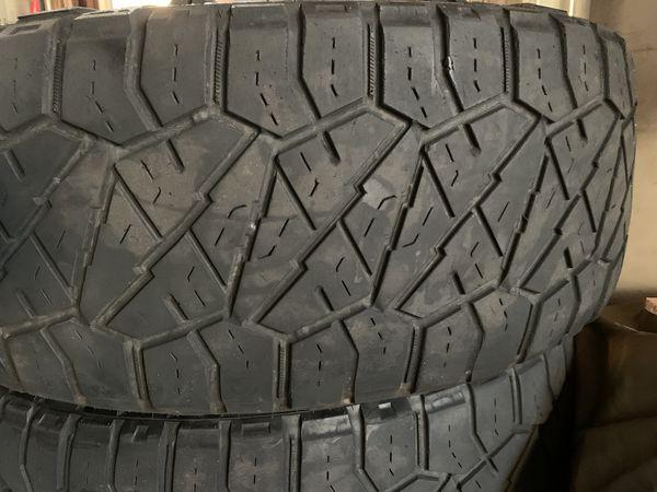 HELO Rims + Tires