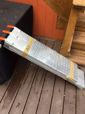 Expandable motorcycle ramp for Sale in Reston, VA