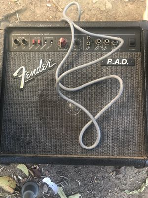 Fender amp for Sale in Fresno, CA