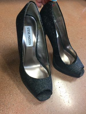 Steve Maden black high heels for Sale in Decatur, GA
