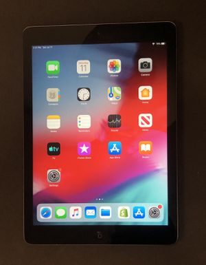 Apple iPad Air 1. 16GB. 30 Day Warranty for Sale in Dallas, TX