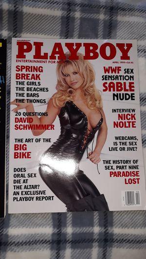Playboy magazine for Sale in Garden Grove, CA