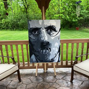 Hannibal Lecter Painting for Sale in Amherst, OH