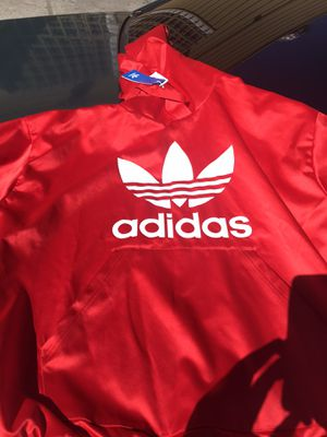 Brand new Adidas & Trasher hoodie & Tommy Sweater for Sale in Alameda, CA