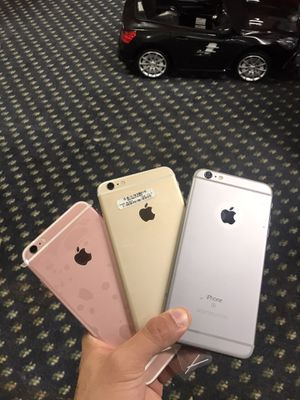 iPhone 6S Plus Factory Unlocked📲 for Sale in Fort Worth, TX