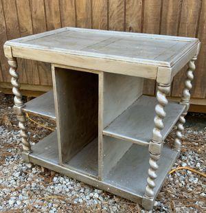 Vintage barley twist legs console table for Sale in Villa Rica, GA