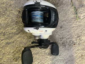 Quantum fishing reel for Sale in Indian Rocks Beach, FL