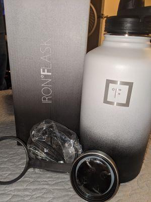 Iron flask 64oz water bottle for Sale in Glendale, AZ