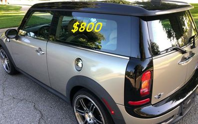 ❇️URGENTLY 💲8OO Very nice Mini Cooper 💝Runs and drives very smooth! in very good condition.🟢 for Sale in Fort Worth,  TX