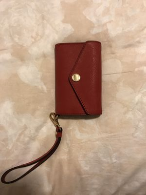 Small Red Michael Kors Wallet for Sale in Houston, TX
