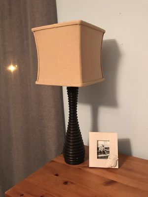 Pier One Lamp, like new! for Sale in Newport News, VA