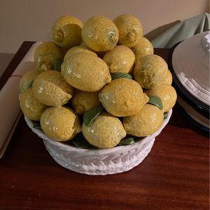 Lemon Table Decoration for Sale in Arvada, CO