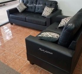 Sofa set 2pc//financing available for Sale in Hollywood,  FL
