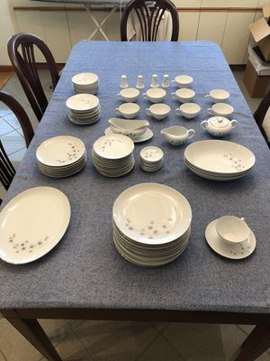 Fine China dinnerware set antique from Japan for Sale in Hollywood, FL