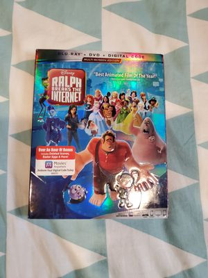 Ralph breaks the internet for Sale in Downey, CA