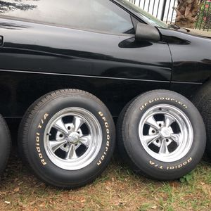 Cragar SS Wheels And Tires for Sale in Clermont, FL