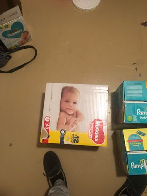 Papers and huggies for Sale in Fort Lupton, CO