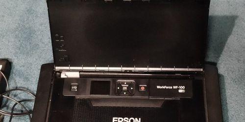 Epson WF-100 Wireless Mobile Printer for Sale in Chicago,  IL