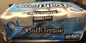 30 Rolls BathTissue 2 Layers of Softness and Absorbency for Sale in Silver Spring, MD