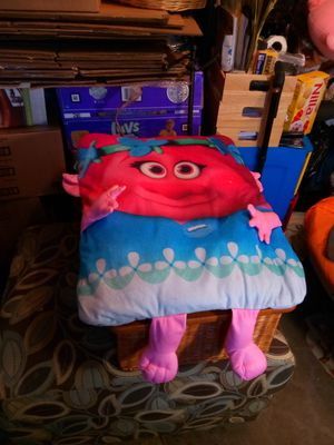 Trolls pillow for Sale in Ocoee, FL