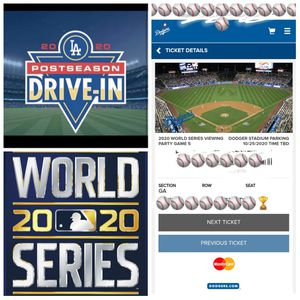 Dodgers Drive in Gm 5 Kershaw pitching for Sale in Downey, CA