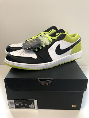 Nike Air Jordan 1 Low Cyber Men's size 13 DS for Sale in Gladstone, OR