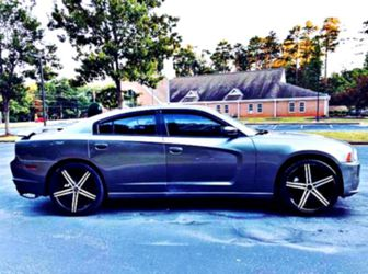 REAR VIEW 2O12 Dodge SXT Charger for Sale in Annapolis Junction,  MD