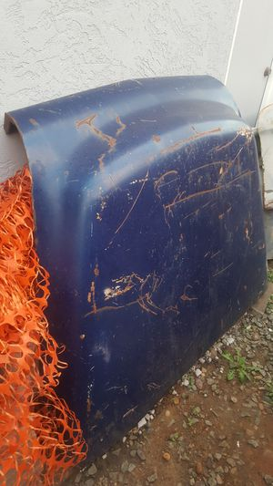 1955 1956 1957 Chevy pickup truck hood {contact info removed} for Sale in San Diego, CA