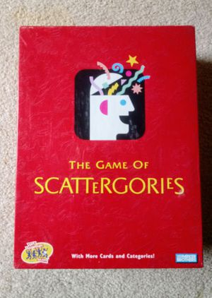 Scattergories Board Game for Sale in Charlotte, NC