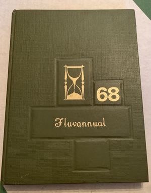 1968 Fluvanna High School Yearbook for Sale in Lynchburg, VA
