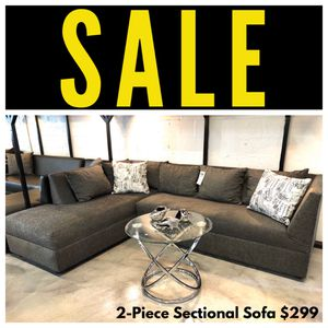 Grey 2PC Sectional Sofa 🔥 for Sale in Hialeah, FL