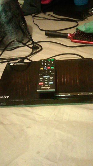 Sony blue ray DVD player for sale. for Sale in Fullerton, CA