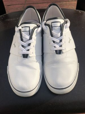 Puma Icy White Casual Shoes Size 10 for Sale in Reynoldsburg, OH