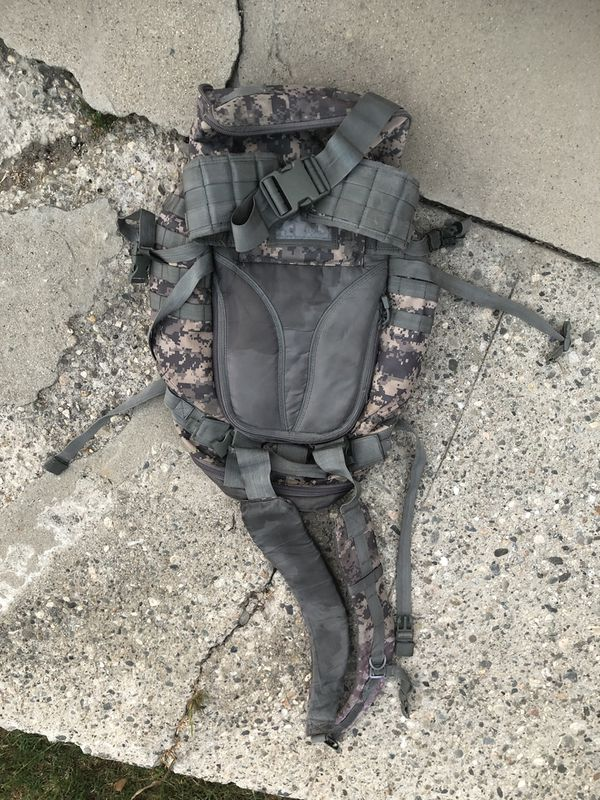 Army Military Travel Backpack Gear Storage