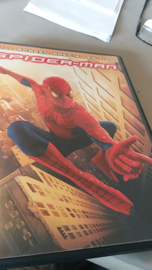 Spider-man DVD special edition for Sale in Fairgrove, MI