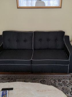 One Week Old Sofa For Sale Original Price $798.00 for Sale in Jersey City,  NJ