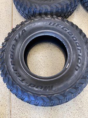 BGF KM3 32x10xr15 utv tires for Sale in Phoenix, AZ