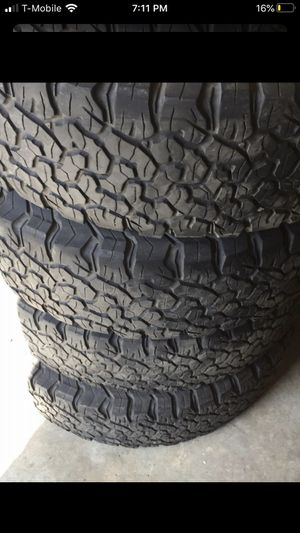 Good rich tires for Sale in Westminster, CO