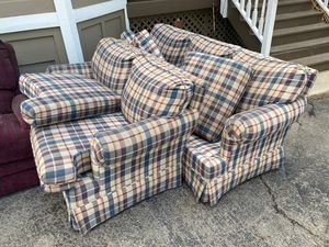 Sofa set free for pick up for Sale in Big Bear Lake, CA